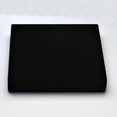Černá sametová krabička na šperky, RE-10/A25/A25