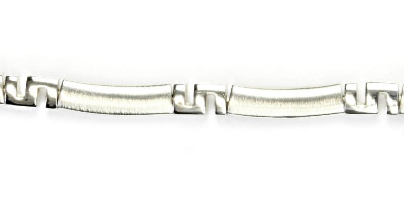 Stříbrný řetízek, silný stříbrný řetízek, stříbro, řetízek ze stříbra, 36,20 g, 44 cm