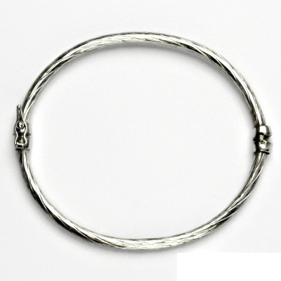 Stříbrný náramek, stříbro, náramek ze stříbra, 6,97 g