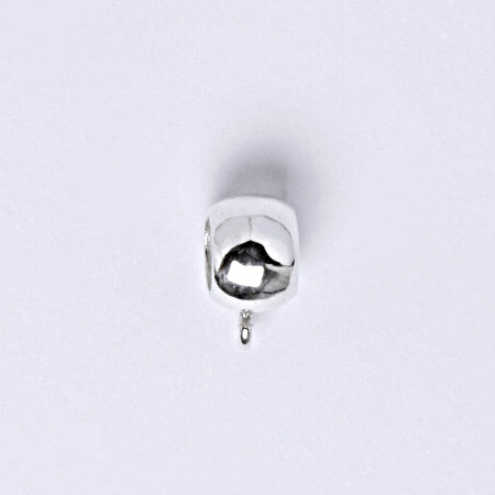 z Stříbrný korálek na náramek,stříbro,komponent šíře 6 mm 1