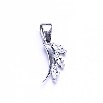 Přívěsky stříbrné se zirkony 000060800961 VP6 BZ