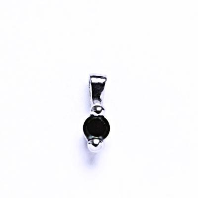 Stříbrné přívěšky s granáty, přívěšek ze stříbra VP 92 granát
