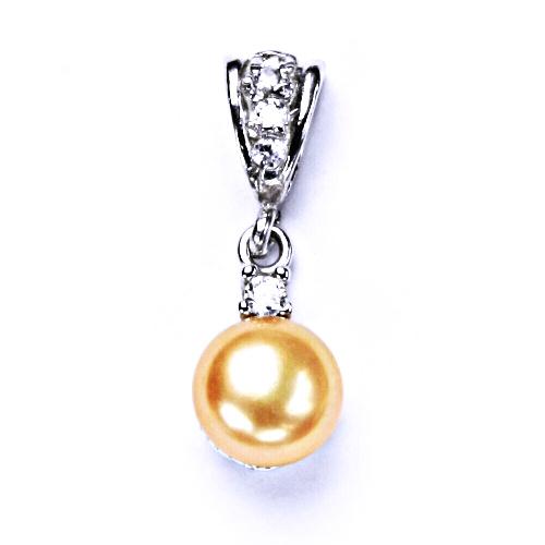 P 1207/2 stříbrný přívěšek, šperky 1