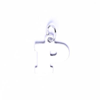 Stříbrný přívěšek, stříbrné šperky ''P'', P 904