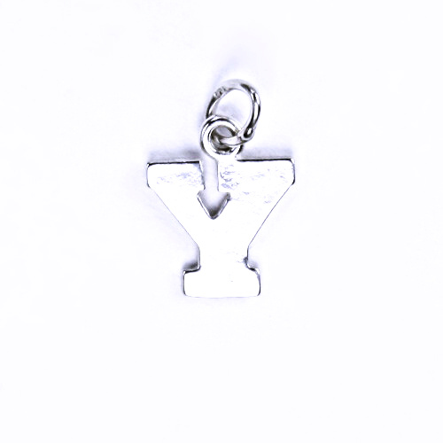 Stříbrný přívěšek Y, stříbrné šperky P 904