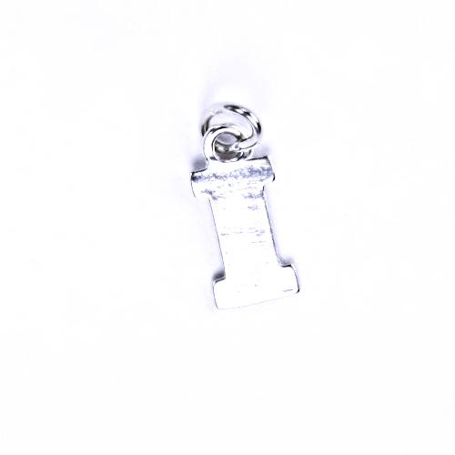 Stříbrný přívěšek I, stříbrné šperky P 904