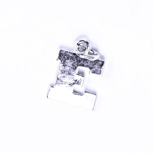 stříbrný přívěšek E, stříbrné šperky P 904
