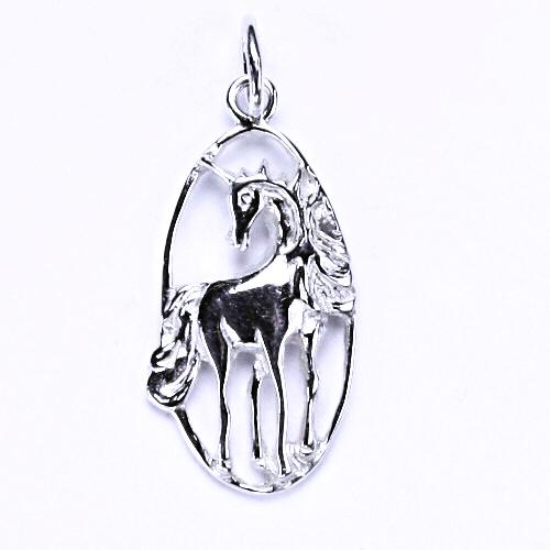 Stříbrný přívěšek, stříbrné šperky, P 76