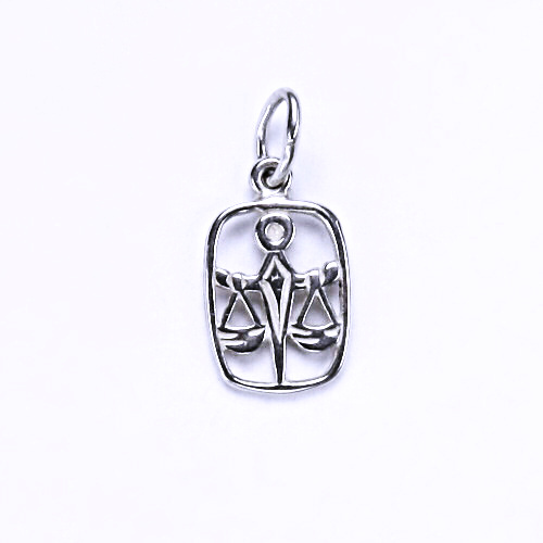 Stříbrný přívěšek, stříbrné šperky, P 730 váhy
