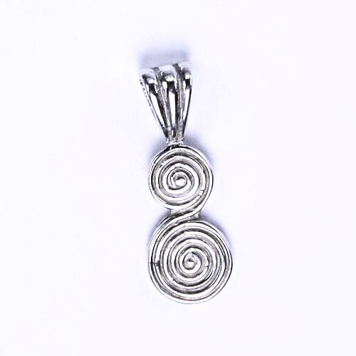 Stříbrný přívěšek, stříbrné šperky,P 820