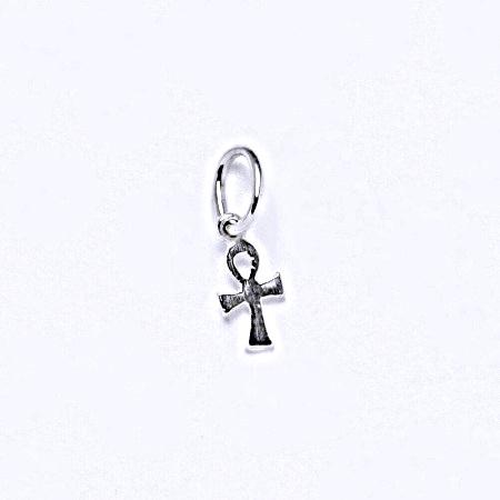 Stříbrný přívěšek kříž, přívěšek ze stříbra, P 797