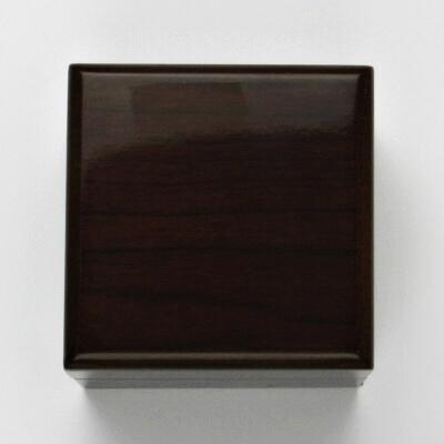 Dřevěná krabička na náušnice, JB-2/NA