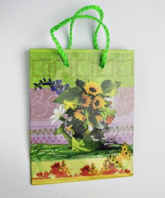 Dárková papírová taška, papírová taška na dárky, dárková taška na šperky