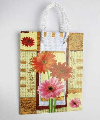 Dárková papírová taška, papírová taška na dárky, dárková taška na šperky 1