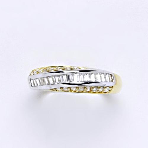 Zlatý prsten 3,25 g žluté zlato 14 karátů 1