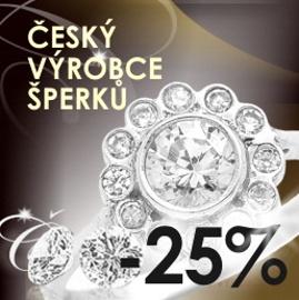 4033a1b5b Český výrobce šperků